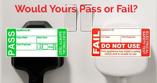 Pass or Fail PAT Test Hampshire